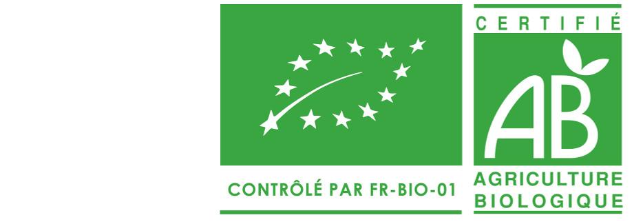 Ferme en agriculture biologique, certifiée par Ecocert